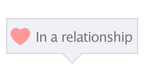 facebook in a relationship status