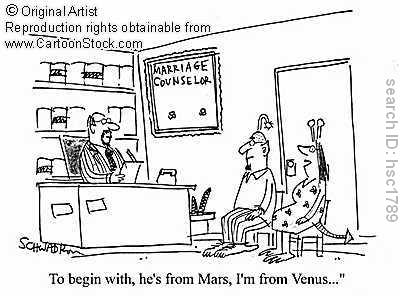 Men Are from Mars, Women Are from Venus: A Practical Guide ...