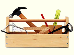 Tools for a carpenter