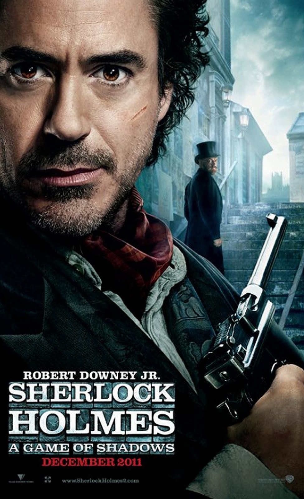 Sherlock Holmes A Game of Shadows (2011) | m-HD | 900p | Hindi | Eng | BHATTI87